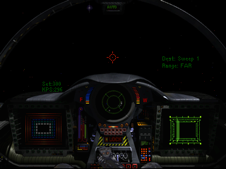 Screenshot Thumbnail / Media File 1 for Wing Commander III - Heart of the Tiger (1995)(Origin)(Eu-US)(Disc 3 of 4)[!]